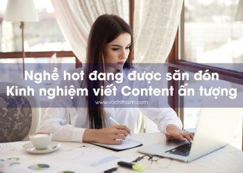 Content là gì? Cách viết content ấn tượng thu hút người đọc