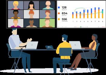 Phần mềm họp trực tuyến zoom cloud meetings