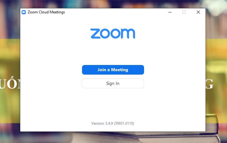 Hướng dẫn tải và cài đặt zoom cloud meetings 3