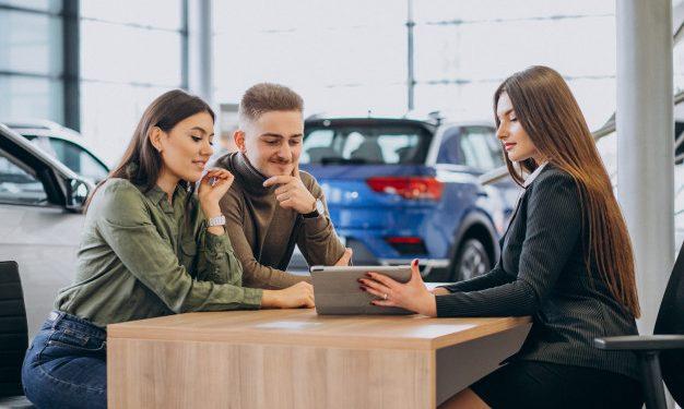 Bốn cách tiếp thị bán lẻ online cho các đại lý ô tô