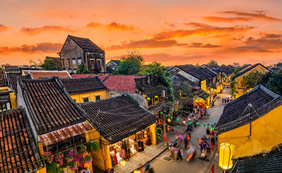 Phố cổ Hội An - Top 10 địa điểm du lịch Việt Nam