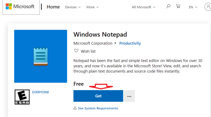 Cách xử lý lỗi Notepad windows 10 mới nhất