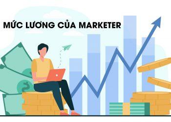 Mức lương của nhân viên marketing - thu nhập của marketer