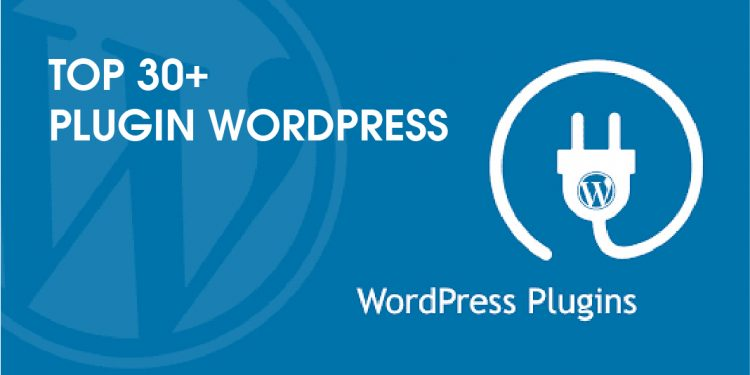 Top 30 Plugin WordPrerss