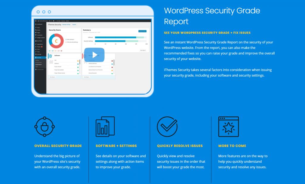 iThemes Security Pro - Top 5 plugin bảo mật WordPress năm 2021