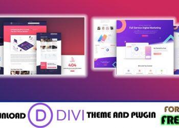 Divi Theme v4.9.9 Free Download - Link Active miễn phí