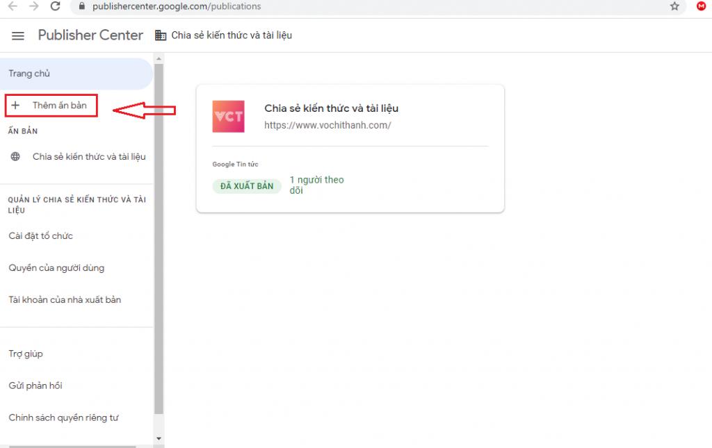 Đăng ký Google News cho Website - Hướng dẫn mới nhất #1 - B1