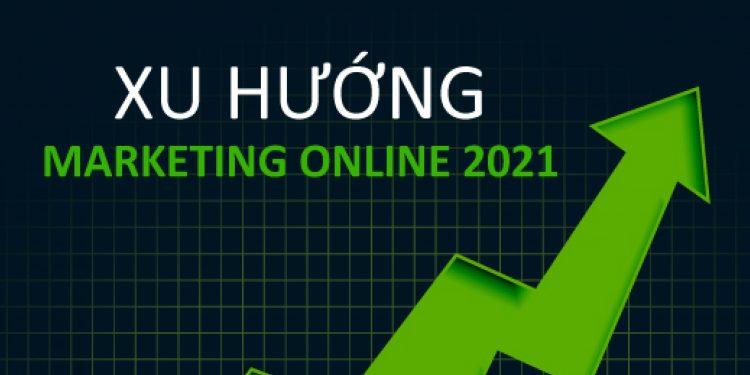 3 xu hướng marketing năm 2021 trên 4 thị trường khác nhau