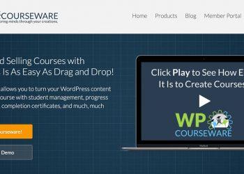 Plugin WP Courseware 4.8.7 - Trình tạo khóa học trực tuyến cho WordPress