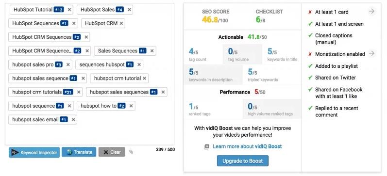 vidIQ Enterprise 3.52.4 Cr@ck- Công cụ SEO số 1 tăng lượt xem video Youtube 2