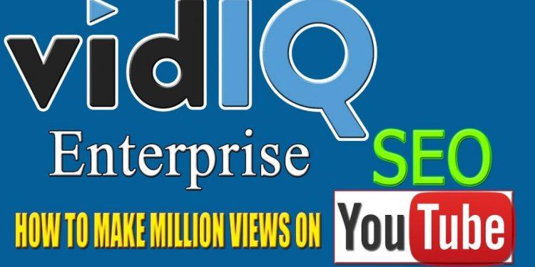 vidIQ Enterprise 3.52.4 Cr@ck- Công cụ SEO số 1 tăng lượt xem video Youtube